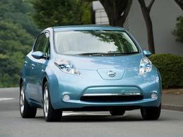 La Nissan Leaf élue voiture de l'année ... au Japon