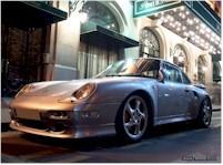 Photo du jour : Porsche 993 Turbo S
