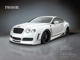 Bentley Continental GT Widebody by Premier4509 : chevaux de (gros) trait(s)