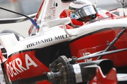 GP2 Monza Qualification : Petrov domine