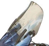 Une bulle Bullster haute protection pour la BMW R1100 RT.