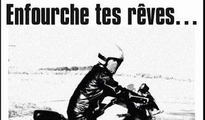 Lu pour vous: Enfourche tes rêves de Sylvain Pierron.