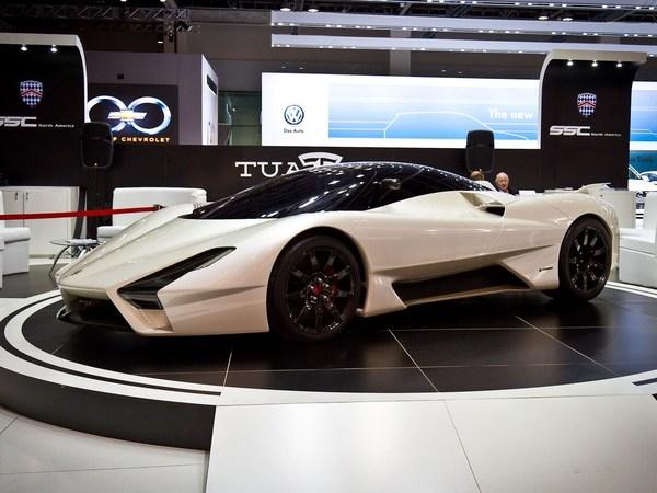 SSC vend 10 Tuatara d'un coup à Dubaï