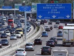 Autoroutes : l'A7 bientôt limitée à 90km/h à Valence