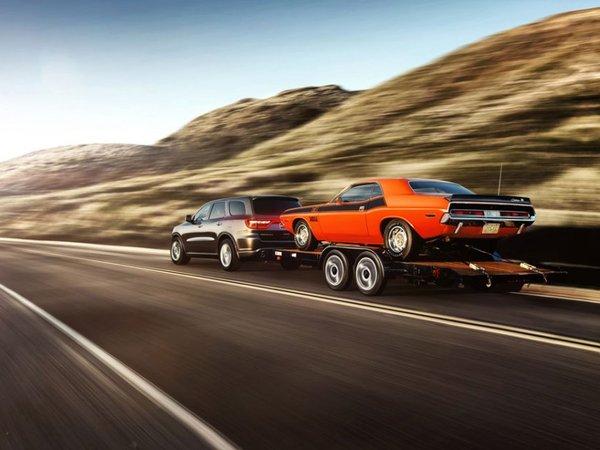 Salon de New York : Dodge lance le restylage du Durango