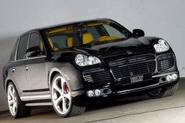 Porsche Cayenne Turbo TechArt :   510 chevaux pour tout terrain