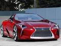 Future Lexus LF-LC: rendez-vous en 2016