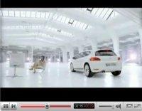 Pub vidéo-VW Scirocco : stupéfiante 2 !