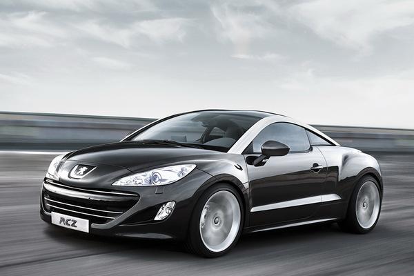 Peugeot RCZ : les anglais annoncent son prix