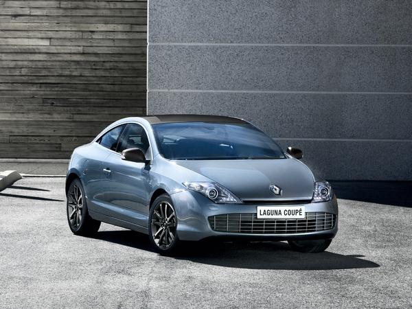 Renault Laguna Coupé Collection 2012 : dépoussiérage