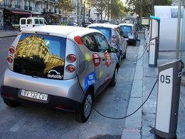 Après Paris, Lyon se met aussi à l'Autolib'