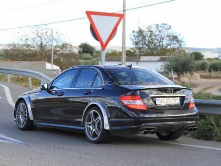 Mercedes AMG : deux nouveaux modèles Black Series à venir