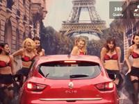 Publicité : la Renault Clio 4 et son Va Va Voom
