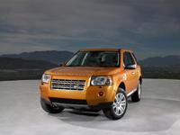 Land Rover: un V8 pour le Freelander?