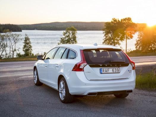 Volvo V60 Plug-in Hybrid Polestar: presque 300 ch!