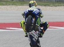 MotoGP – Grand Prix des Amériques: Rossi a connu son premier podium à Austin