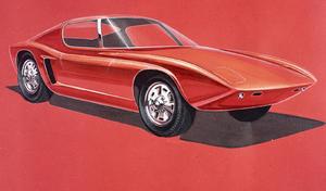 Ford dévoile les premières esquisses de la GT 40