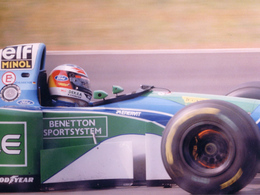 """Jos Verstappen : """" La Benetton de Schumacher en 1994 était illégale"""""""