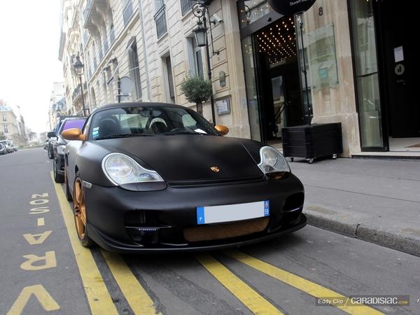 Photos du jour : Porsche Boxster