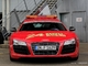 Photos du jour : Audi R8 V10 Pace Car du Mans