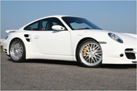 Porsche 911 Turbo par Cargraphic. Une 997 de 900 Nm