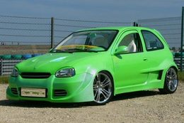 Opel Corsa GSI :   une grenouille prête à bondir