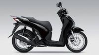 Honda : promotion sur le SH125 i ABS