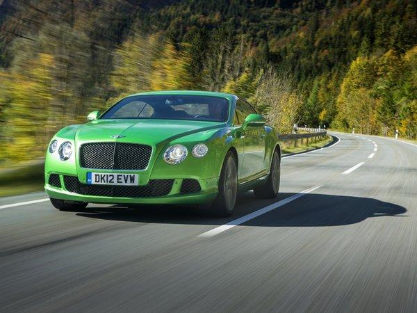 Les futures Bentley Continental GT Supersports et GT3: dévergondées