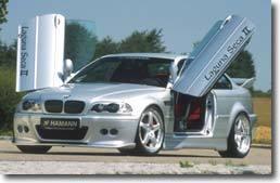 BMW M3 Laguna Seca II Hamann :   les chronos s'affolent