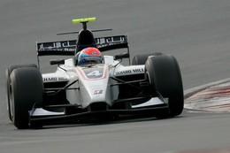 GP2 Asia Dubaï-qualifications : Grosjean encore devant !