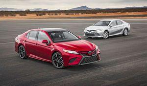Toyota, roi des ventes aux USA devant Ford et Chevrolet
