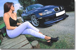 Z3 Auto Sport Willy Le tuning au méchant charme
