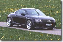 Audi TT ABT : faites de votre TT une voiture de DTM