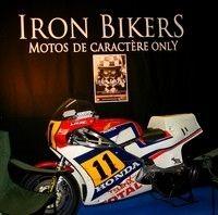 Iron Bikers au circuit Carole les 25 et 26 juin : l'Ace Café London pour vous servir…