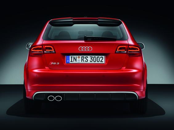 [Vidéo] L'Audi RS3 Sportback fait sa promo