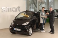 Nouvelle Smart fortwo : 100 000 unités vendues en 1 an