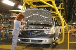 Fin de grève chez Dacia