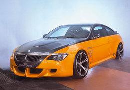 BMW M6 Tension : un concept-car   survolté