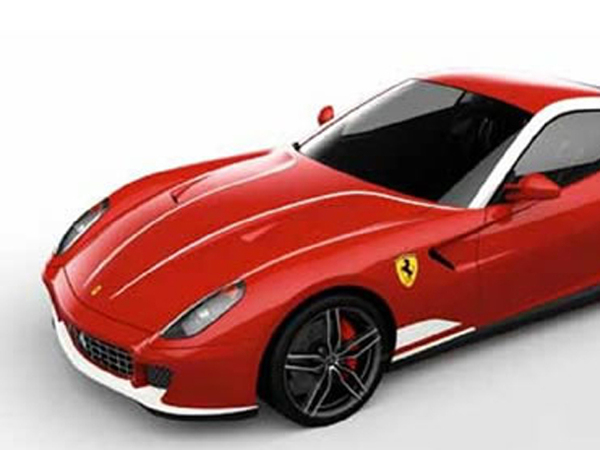 Ferrari 599 GTB 60F1: 60 ans de victoires