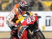 Moto GP: Marc Marquez aimerait bien faire une reconnaissance à Laguna Seca