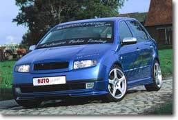 Skoda Fabia Auto Sport Willy :   le tuning à la tchèque