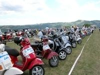 Vespa World Days 2009, du 11 au 14 Juin 2009...