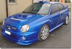 subaru impreza wrx 100 rallye. Black Bedroom Furniture Sets. Home Design Ideas