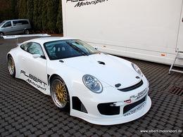 Porsche 911 GT2-R Flat: une toute autre allure