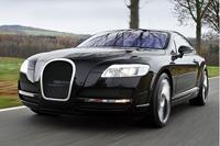 Bentley Continental Veyron ou le Big Bang par Lew Design