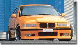 BMW Série 3: la M3 comme exemple