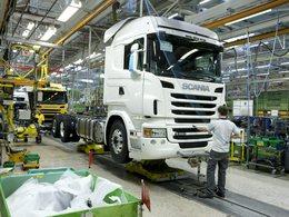 (Actu de l'éco #106) Scania fier de fabriquer des véhicules en France...