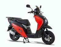 Nouveauté scooter 2015 : Daelim Witty 50 cm3