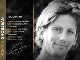 Romain Grosjean aurait signé chez Lotus