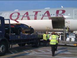 25 000 € par voiture : c'est le prix d'un transfert en avion cargo du Moyen-Orient vers Londres